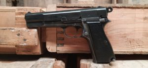 Browning HP Argentyna